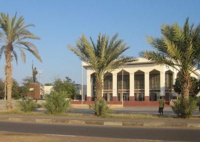 Djibouti's People's Palace