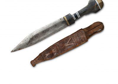 Dagger and Scabbard